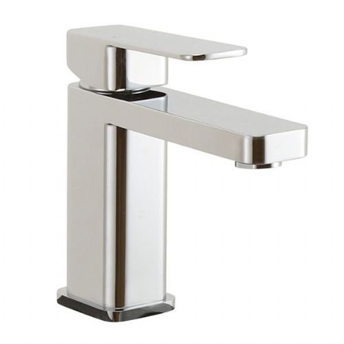Abacus Edition Mono Basin Mixer Tap - Chrome